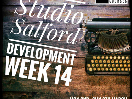 Development Week 14: First week of March!!
