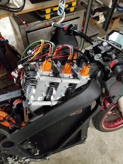 10.6kw charger for the garbage Zero Motorcycle