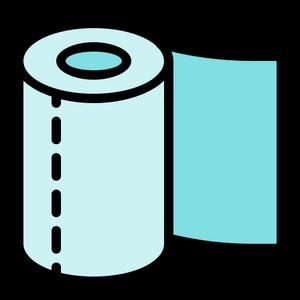 4443486 - clean hygiene paper roll tissue tissue paper