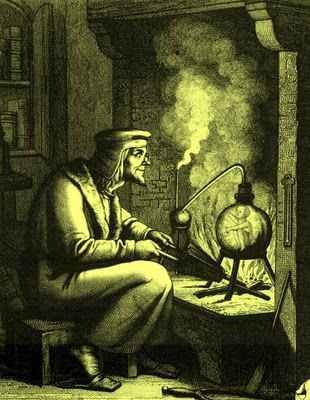 Creating a Homunculus via Alchemy