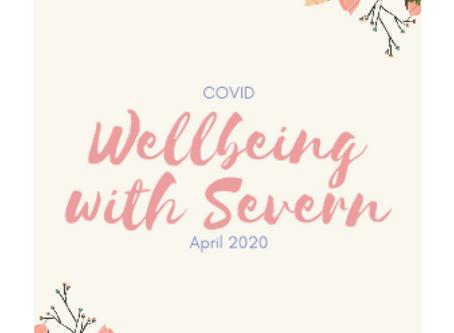 Severn Paediatrics Wellbeing Booklet