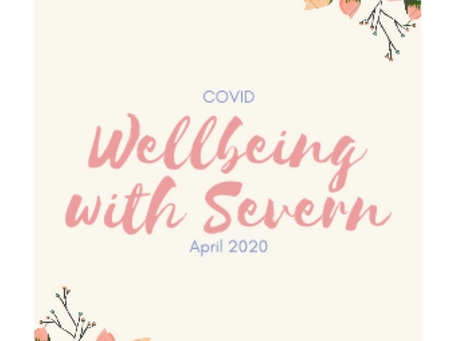 Severn Paediatrics Wellbeing Booklet