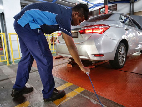 Inspection fees rise by 10% as Government tightens vehicle emission standards