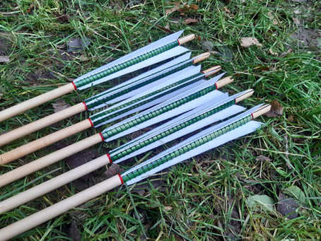 Sets of completed arrows