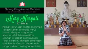 Pengalaman Meditasi Vipassanā Intensif 3 Bulan - MERY HARYATI
