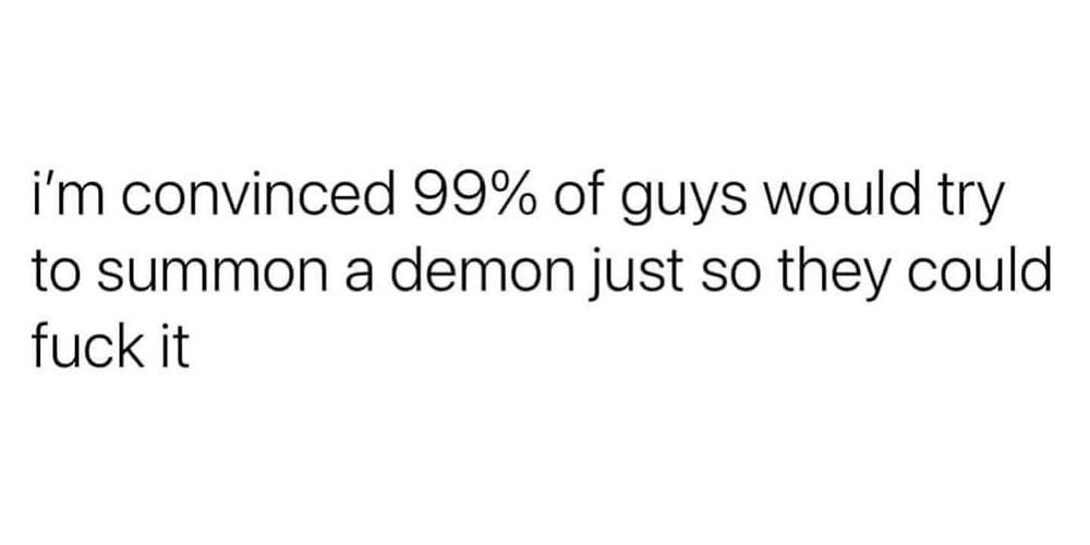 Funny Demon Sex Memes