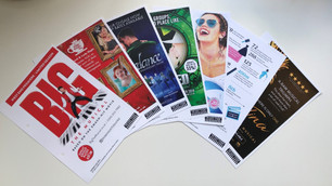 Plus Ten Directory July print update is ready to go!