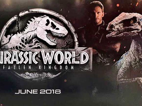 'Jurassic World: Fallen Kingdom' - A Hooligan Review