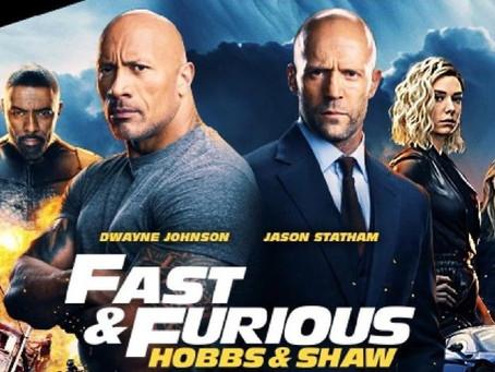 Noob Reviews: Fast & Furious Presents: Hobbs & Shaw