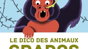 Les petites lectures #1 : Le dico des animaux crados