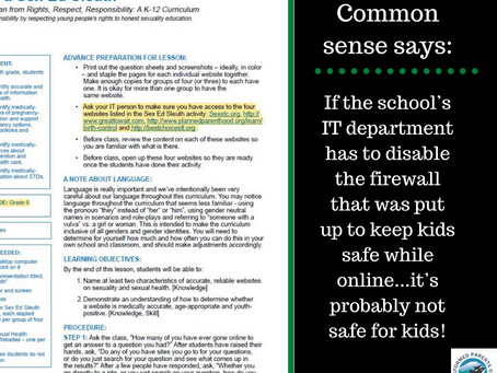 Disable Firewall To Ensure Students have Access Websites?