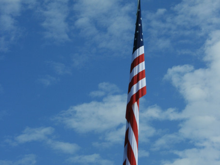 opinion: This is not patriotism