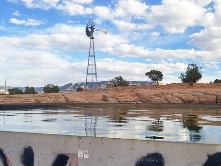 Q & A: How COPE is Raising Clean Water Access, Education on Navajo Nation