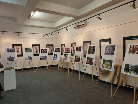 "Opening of the Exhibition of Photographs ""Tea, Love and the World"" in Doboj"