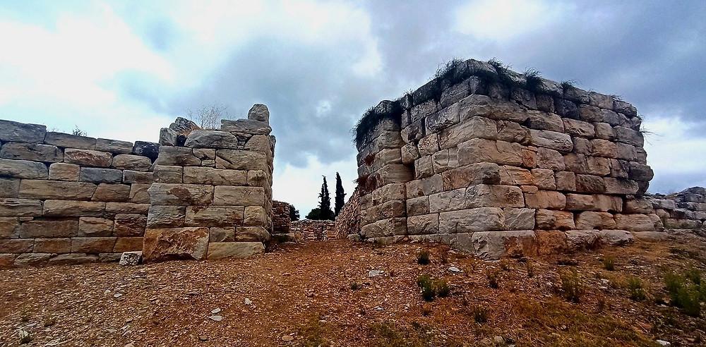 αρχαιολογικός χώρος ραμνούντος