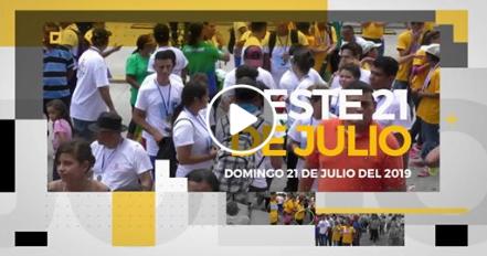 Olimpiadas para Personas con Discapacidad 2019.