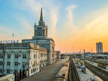 Один день в Волгограде