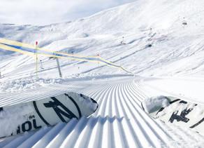 Лучшее место для катания на лыжах в Турции