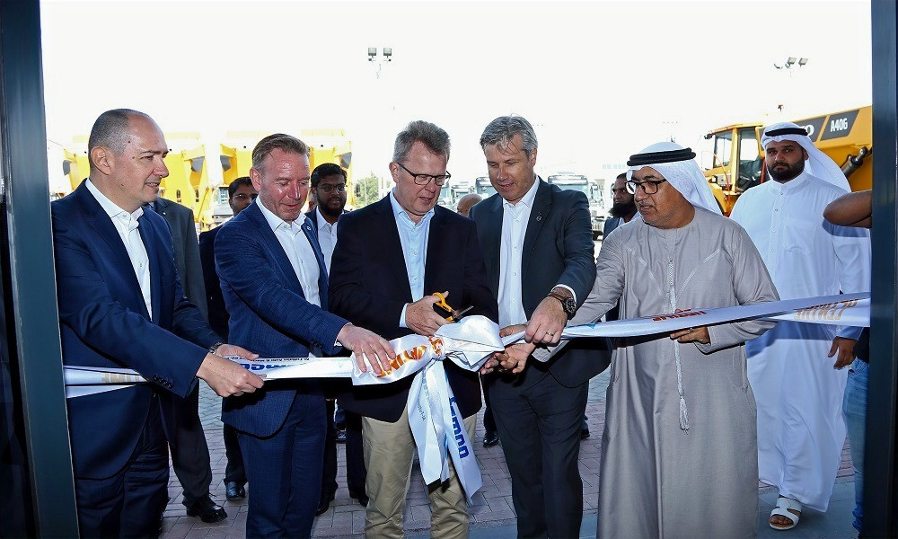 Famco UAE announces Middle East's first Uptime Centre supported by Volvo