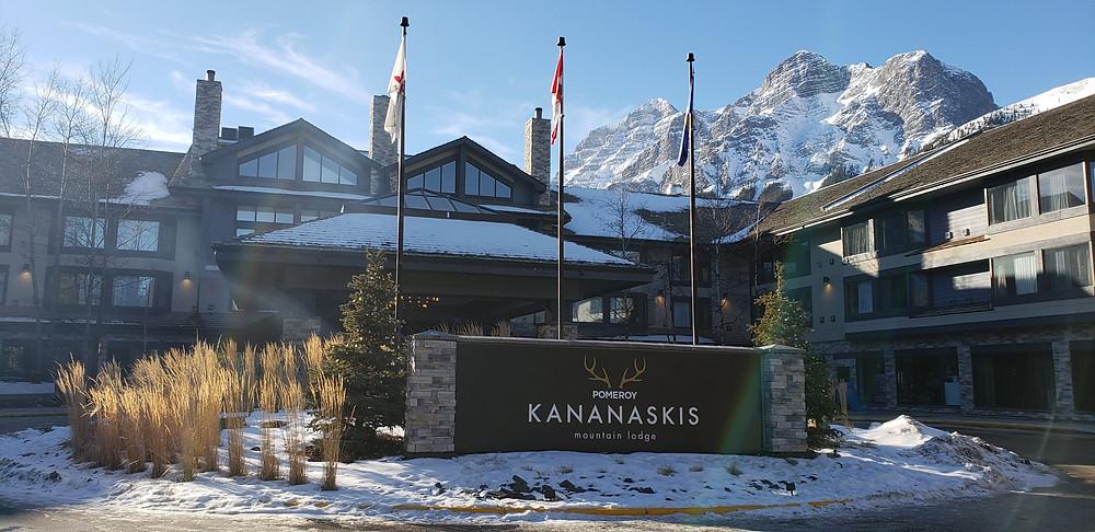 Pomeroy Kananakis Mountain Lodge, Kananaskis Country, Alberta, Canada