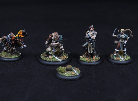 Guild Ball Brewers