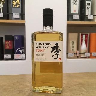 サントリーウィスキー季(とき)Blended Japanese Whisky Toki
