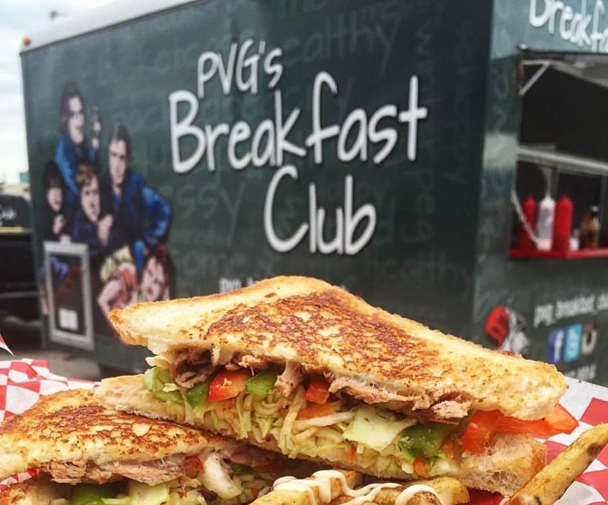 20  food truck breakfast menu ideas