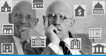 O estado capitalista no centro: crítica ao conceito de poder de Michel Foucault