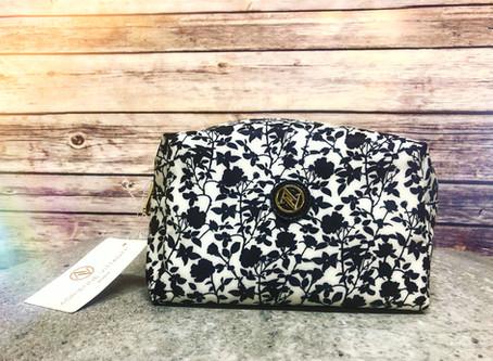 Adrienne Vittadini Cosmetic Bag