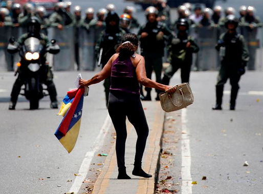 ONU acusa al Gobierno de Venezuela de crímenes de lesa humanidad