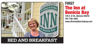 Best Bed and Breakfast in Benicia