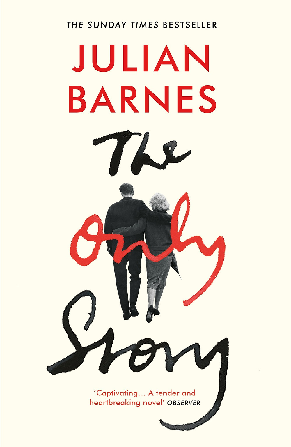 The Only Story By Julian Barnes : the book slut book reviews thebookslut