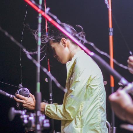 [工作坊日記] 釣!一尾大魚|一起出海夜釣去
