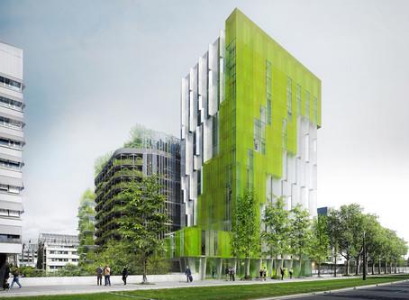 Как создать «зеленый» бизнес-центр и почему это важно.