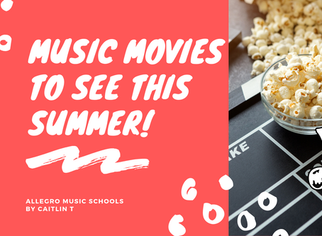 Music Movies to See This Summer