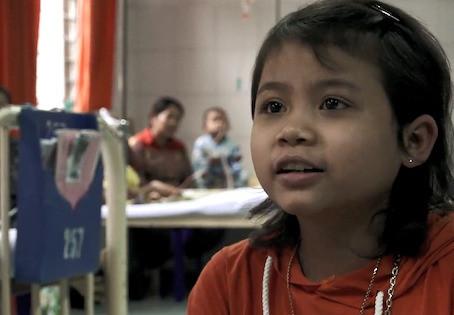 Die Kinder von Kambodscha können sich auf uns verlassen