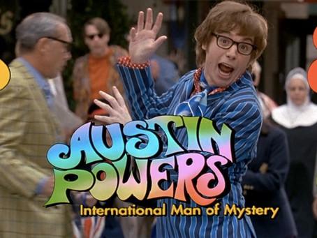 Throwbacks On Netflix: Austin Powers: International Man of Mystery