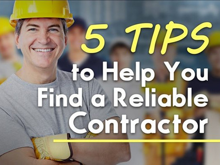 How To Chose a Right Remodeling Contractor