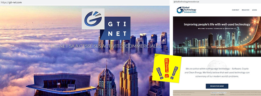 GTI-Net et Global Technology Innovation