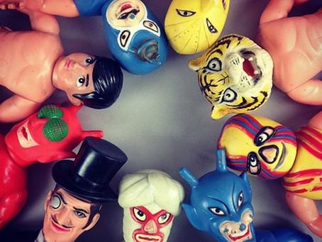 中嶋製作所タイガーマスクのソフビ 高価買取致します。