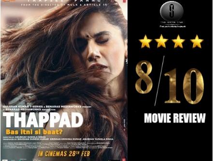 Thappad: A slap on the patriarchal society