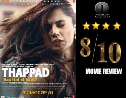 Thappad: A slap on the patriarchal society