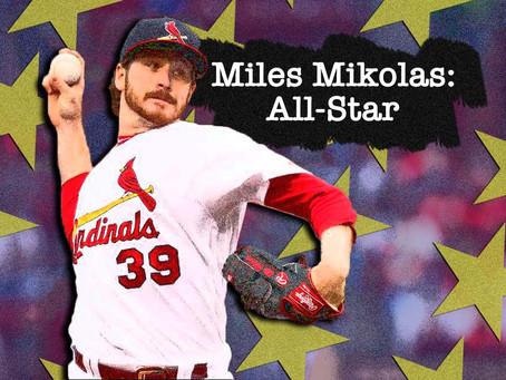 Miles Mikolas: All-Star