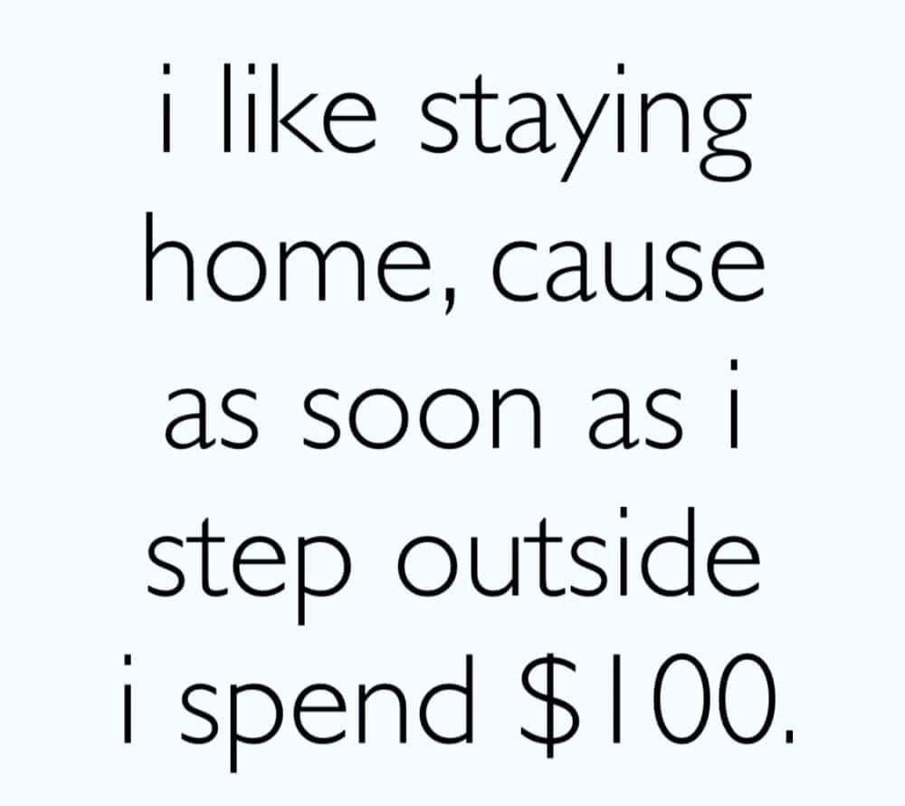 Staying at Home Meme