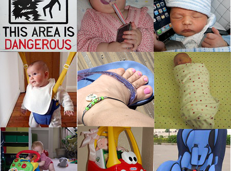 Hidden Pitfalls for Parents and Caregivers of Infants in a Modern World