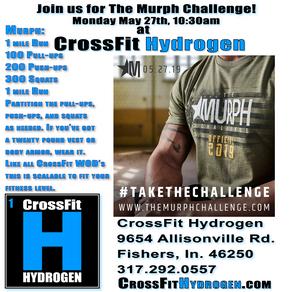 The Murph Challenge!