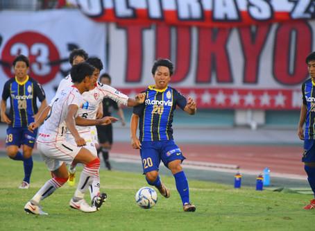 《ホームゲーム》9月9日 vs TOKYO UNITED FC