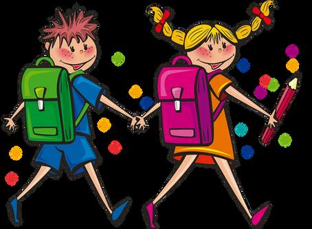 Informace pro rodiče žáků prvních tříd
