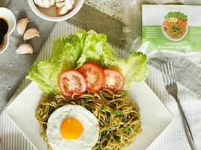 Mie Organik, Makanan Sehat Menguntungkan!