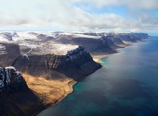 L'Arnarfjörður en Islande